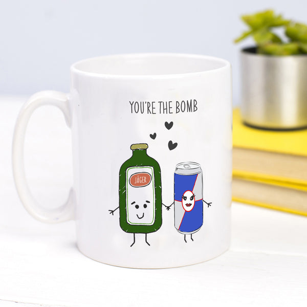 'You're the Bomb' Jager Mug