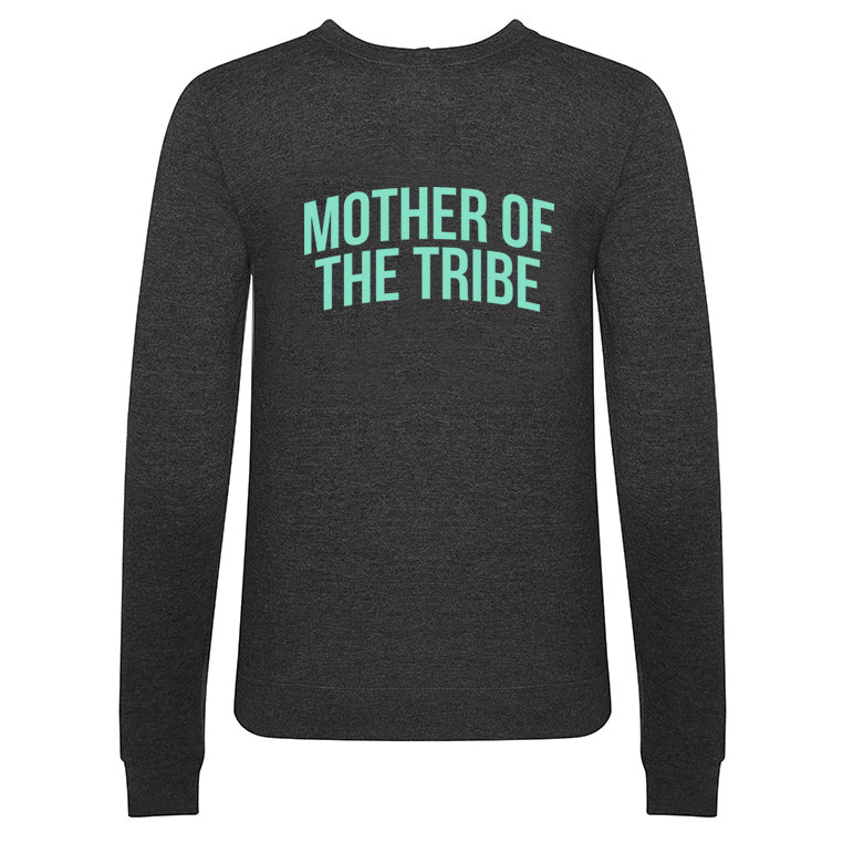 'Mother of the Tribe' Ladies Sweatshirt-Tote Bag-Of Life & Lemons®
