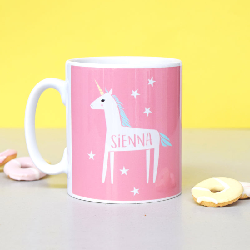Personalised Unicorn Mug-Of Life & Lemons®