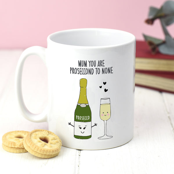 Prosecco Mother's Day Mug
