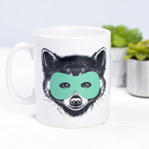 DISCONTINUED - Superhero Animal Mug-Of Life & Lemons®