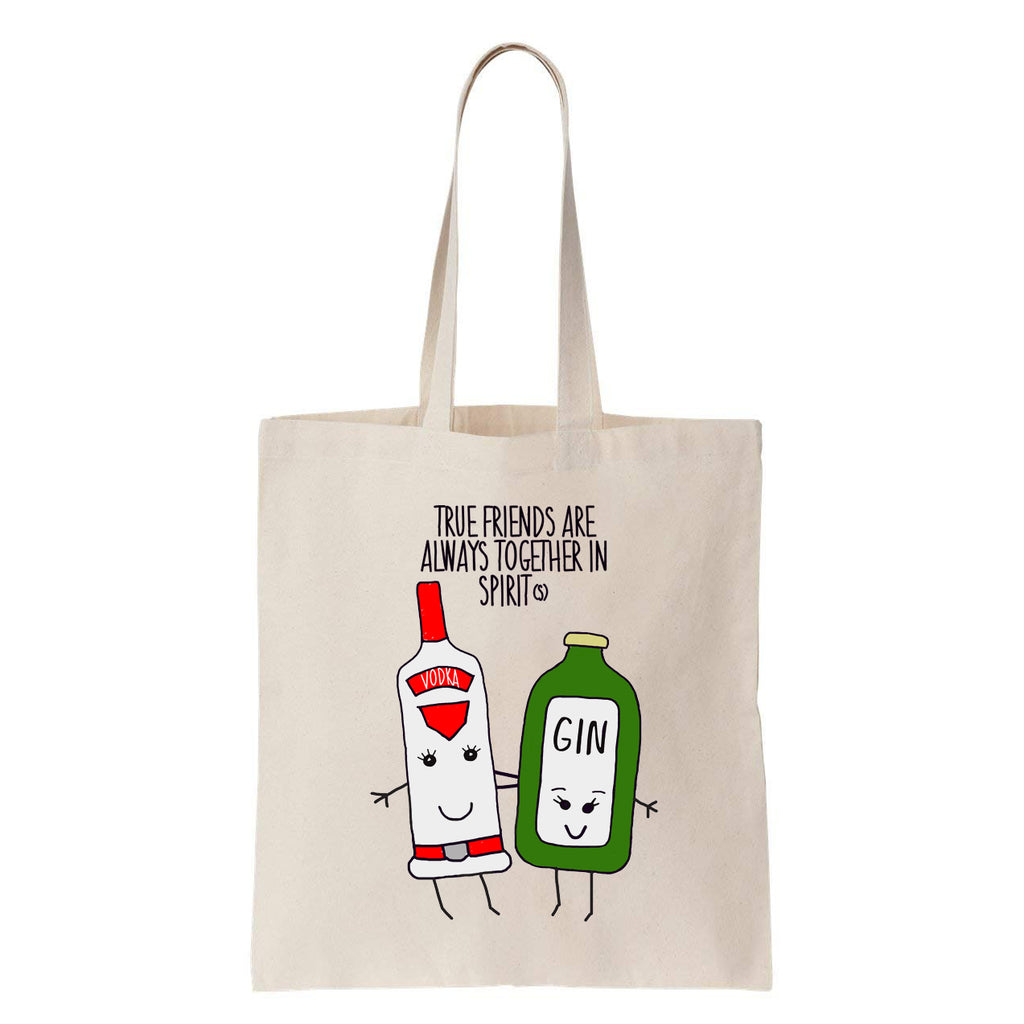 'Together in Spirit' Friendship Bag-Tote Bag-Of Life & Lemons®