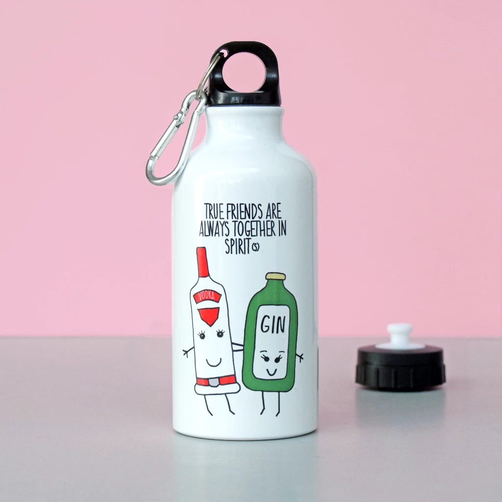 'Together in Spirits' Friendship Water Bottle-Of Life & Lemons®