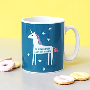 'Be a Unicorn' Mug-Of Life & Lemons®