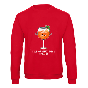 Funny Aperol Spritz Christmas Jumper-Tote Bag-Of Life & Lemons®