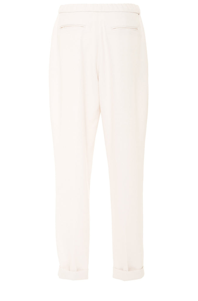 Crepe Slouch Pant