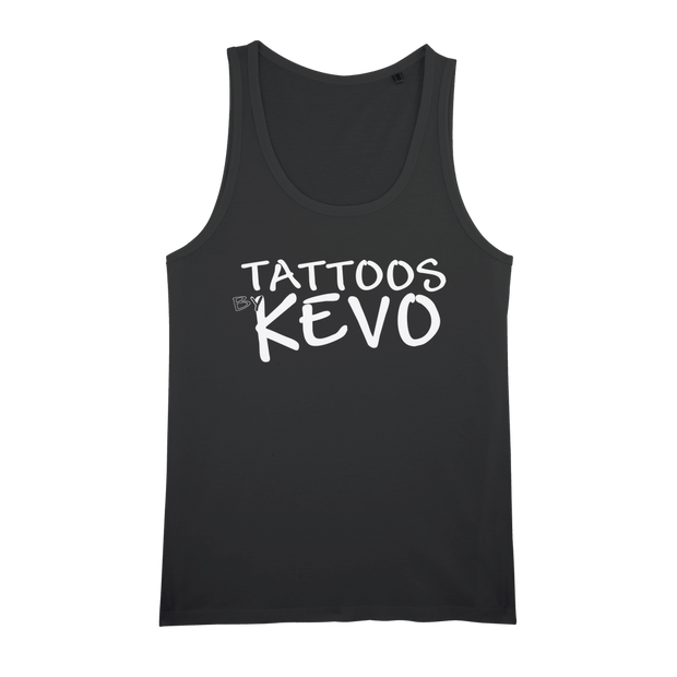 Shirt Tattoos By Kevo Organic Jersey Womens Tank Top