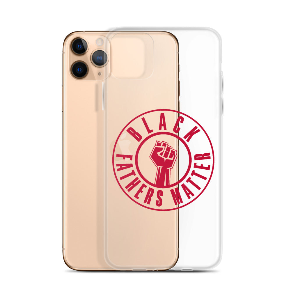 Black Fathers Matter - iPhone Case