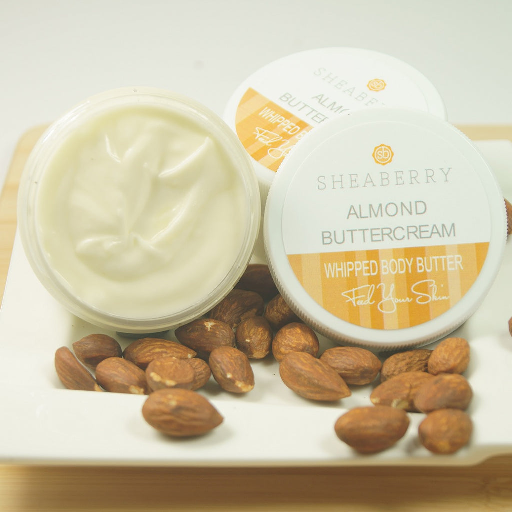 Almond Buttercream Whipped Body Butter