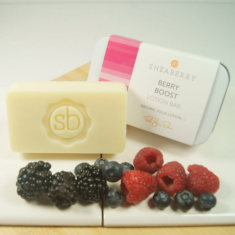 Berry Boost Lotion Bar