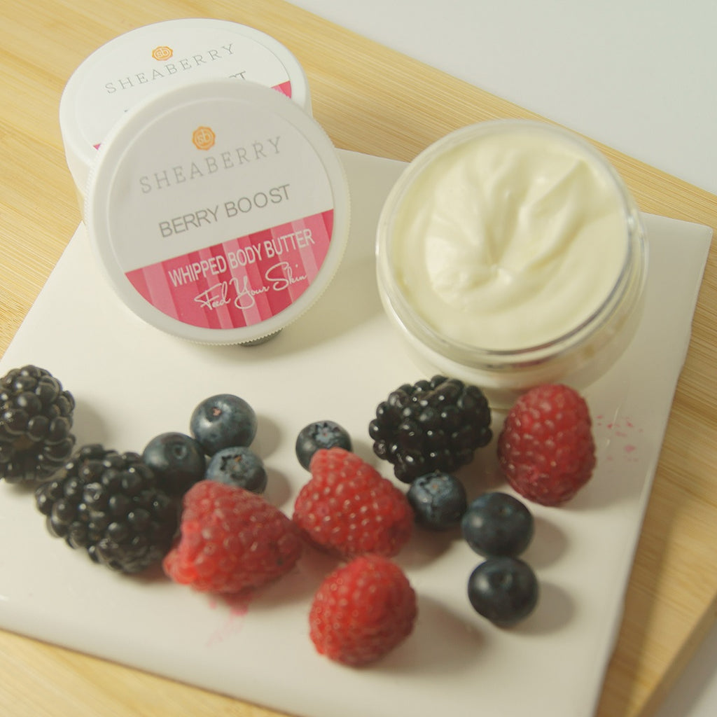 Berry Boost Whipped Body Butter