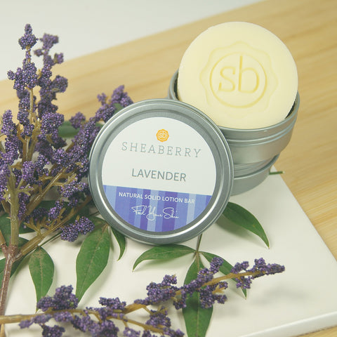 Lavender Travel Bar