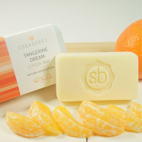 Tangerine Dream Lotion Bar