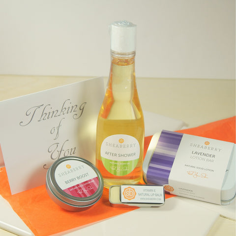"""Feed Your Skin"" Gift Bag Kit"
