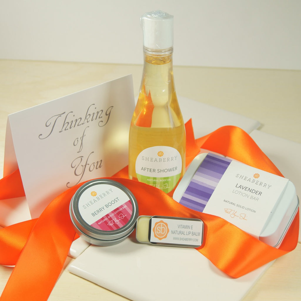 """Feed Your Skin"" Gift Box Kit"