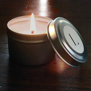 Lavender Travel Candle  (Wholesale) Minimum order of 6 units & Tax Resale # required