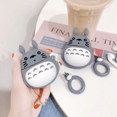totoro airpods case spirited away tech