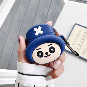 Red/Blue Chopper AirPods Case