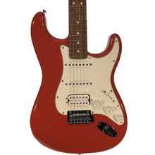 Load image into Gallery viewer, Fender Player Stratocaster HSS Sonic Red Pau Ferro Fretboard