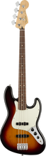 Load image into Gallery viewer, Fender Player Jazz Bass Pau Ferro Fingerboard 3-Color Sunburst