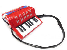 Load image into Gallery viewer, AMS PA818R Junior Piano Accordion Red