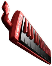 Load image into Gallery viewer, Hohner 9432FIRE Fire Melodica Red w/Hardcase