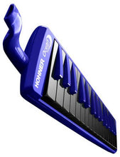 Load image into Gallery viewer, Hohner 9432OCEAN Ocean Melodica Blue w/Hardcase