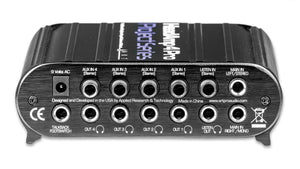 HeadAMP 4 Pro – Five Channel Headphone Amplifier with Talkback