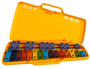 Angel Chromatic Glockenspiel 25 note w/case