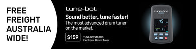 Tune-Bot Studio Digital Drum Head Tuner