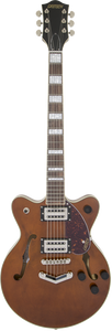 Gretsch G2655 Streamliner Center Block Jr. with V-Stoptail Laurel Fingerboard BroadTron BT-2S Pickups Single Barrel Stain
