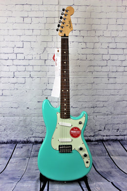 FENDER PLAYER DUO-SONIC™ SEAFOAM GREEN