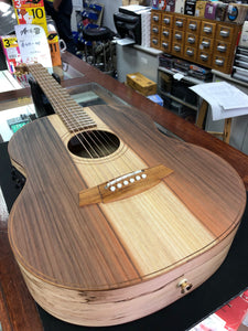 Cole Clark - Little Lady 2 Redwood Top European maple back and side