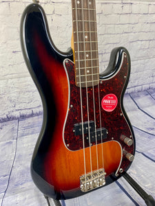 SQUIER BY FENDER CLASSIC VIBE '60S PRECISION BASS® SUNBURST