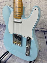Load image into Gallery viewer, FENDER  VINTERA® '50S TELECASTER® SONIC BLUE