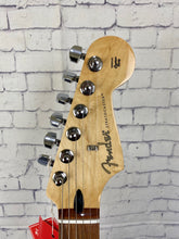 Load image into Gallery viewer, FENDER PLAYER STRATOCASTER® BLACK PAU FERRO BOARD