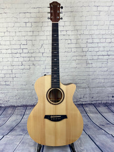 Sigma GMCE-1 acoustic/electric guitar
