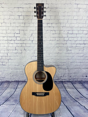 Sigma 000MC-1STE Acoustic/Electric Gtr W/C-Ay Audit Natural S-Spr