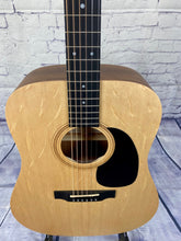 Load image into Gallery viewer, Sigma DME Dreadnought Acoustic/Electric Guitar