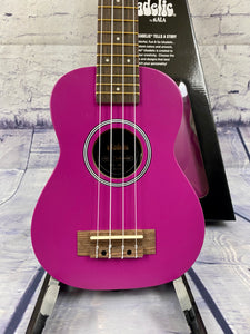 UKADELIC SOPRANO UKULELE BY KALA *NEW LINE LAUNCH*