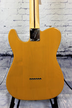Load image into Gallery viewer, Fender Player series Telecaster in Butterscotch