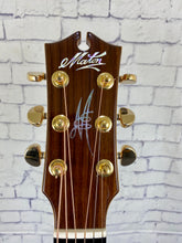 Load image into Gallery viewer, MATON EM100 808 'MESSIAH' ACOUSTIC ELECTRIC GUITAR - PRE LOVED