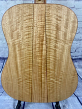 Load image into Gallery viewer, COLE CLARK FAT LADY 3 - HUON PINE TOP - MOUNTAIN ASH BACK AND SIDES - INCREDIBLE