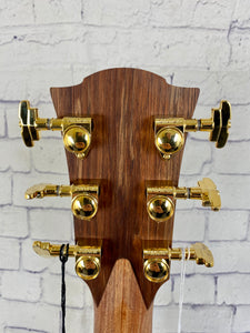COLE CLARK FAT LADY 3 - HUON PINE TOP - MOUNTAIN ASH BACK AND SIDES - INCREDIBLE