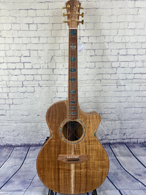 COLE CLARK ANGEL 3 EC BLACKWOOD TOP BACK AND SIDES