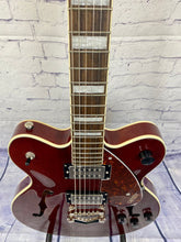 Load image into Gallery viewer, GRETSCH G2622 STREAMLINER™ CENTER BLOCK WITH V-STOPTAIL WALNUT STAIN