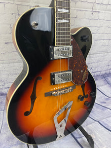 GRETSCH  G2420 STREAMLINER™ HOLLOW BODY WITH CHROMATIC II - BROOKLYN BURST