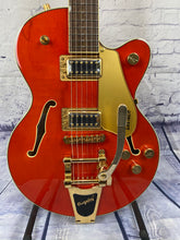 Load image into Gallery viewer, GRETSCH G5655TG ELECTROMATIC® CENTER BLOCK JR. SINGLE-CUT WITH BIGSBY® AND GOLD HARDWARE