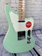 Load image into Gallery viewer, Squier Paranormal Offset Telecaster in Surf Green - In stock ready to ship!