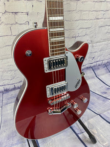 gretschGRETSCH G5220 ELECTROMATIC® JET™ BT SINGLE-CUT WITH V-STOPTAIL FIRESTICK RED